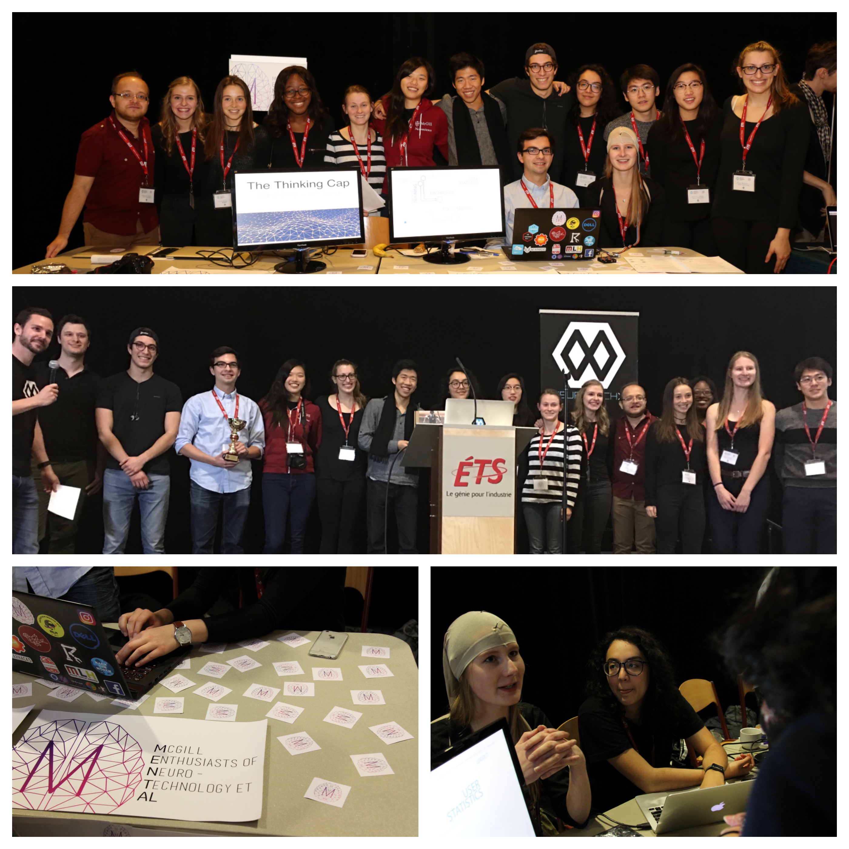 Student Clubs - Demo Day 2016: MENTAL
