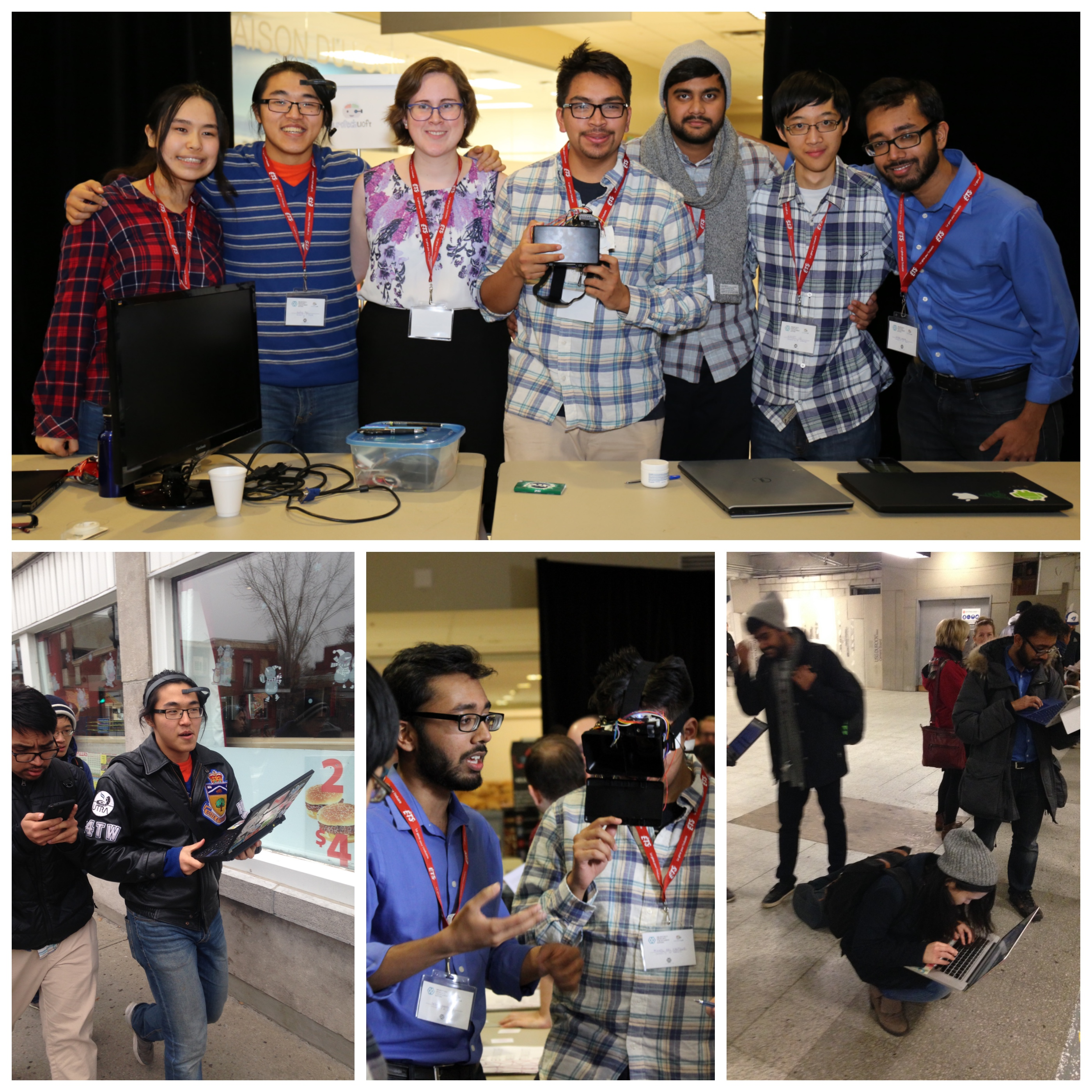 Student Clubs - Demo Day 2016: NeuroTechUofT
