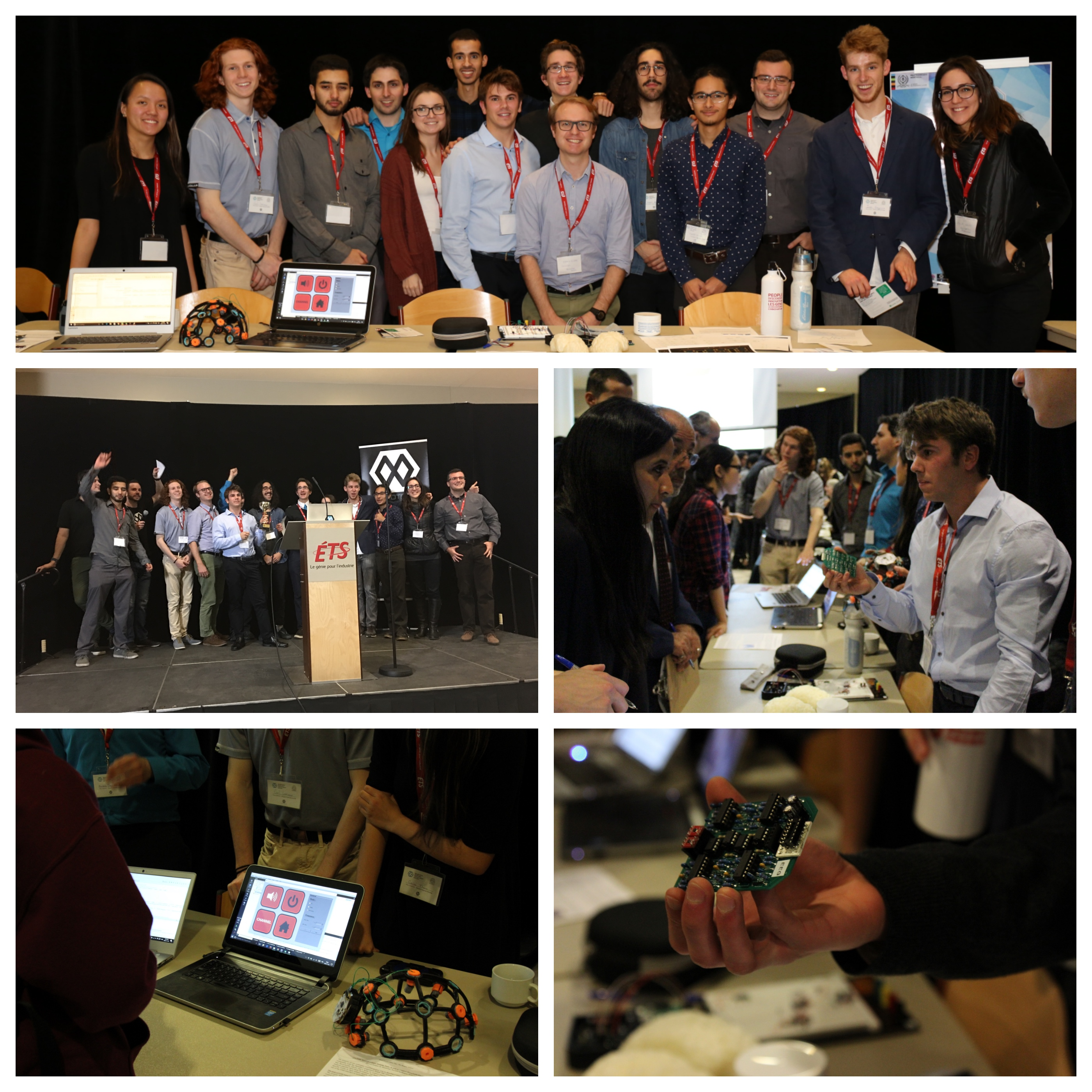 Student Clubs - Demo Day 2016: PolyCortex